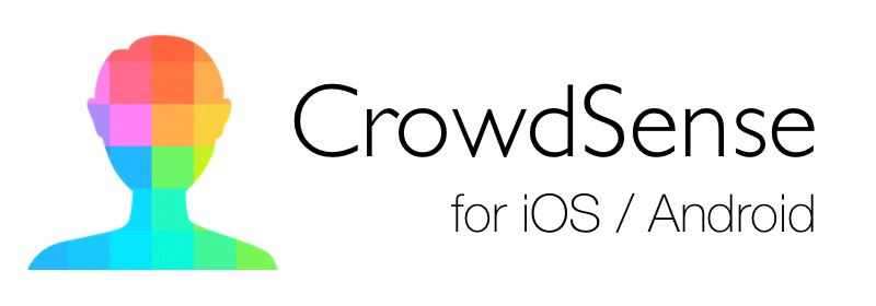 CrowdSense for iOS / Android<